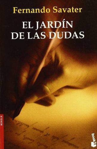 9788408065708: El jardín de las dudas (Novela y Relatos)
