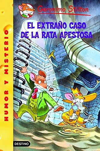 El extraño caso de la rata apestosa / The Strange Case of the Smelly Rat (Geronimo ...