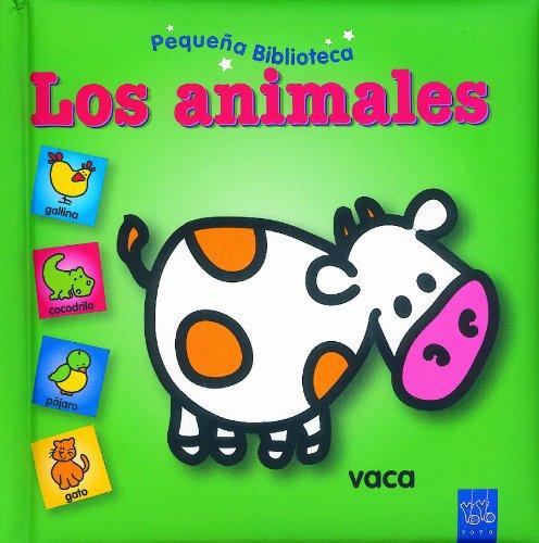 LOS ANIMALES: YOYO / PEQUEÃ'A