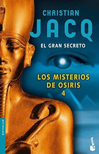 9788408066385: Los Misterios De Osiris 4 (Nf)
