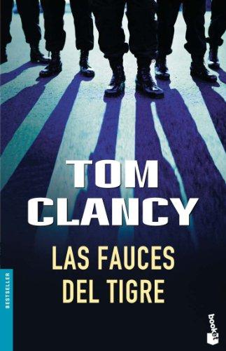 9788408067450: Las fauces del tigre (Booket Logista)