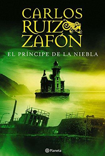 El príncipe de la niebla: Ruiz Zafón,Carlos