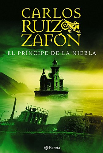 9788408067610: El Príncipe de la Niebla (La Trilogía de la Niebla)