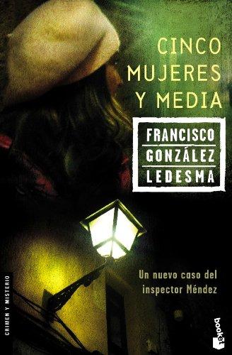 9788408067795: Cinco Mujeres y Media (Booket Planeta)