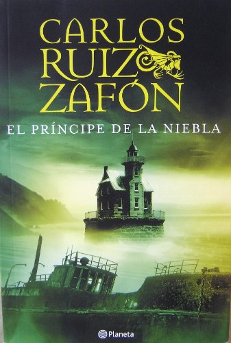 9788408068082: El principe de la niebla / The Prince of Mist (Spanish Edition)
