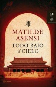 9788408068099: Todo bajo el cielo/ Everything Under the Sun (Spanish Edition)