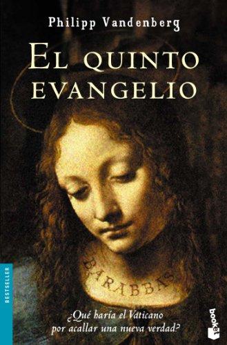 9788408068426: El quinto evangelio (Booket Logista)