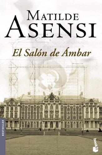 9788408068563: El salon de ambar (Bolsillo) (Spanish Edition)