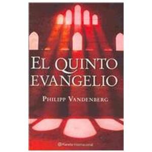 9788408068945: El quinto evangelio/The fifth gospel