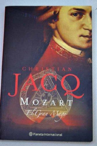 9788408068969: Mozart: El gran Mago (Spanish Edition)