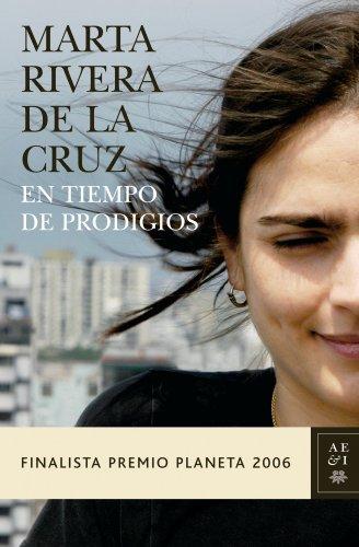9788408069010: En tiempo de prodigios (Autores Españoles E Iberoameric.)
