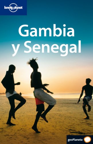 9788408069423: Lonely Planet Gambia Y Senegal