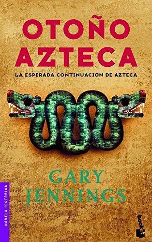 9788408069522: Otoño azteca (Booket Logista)