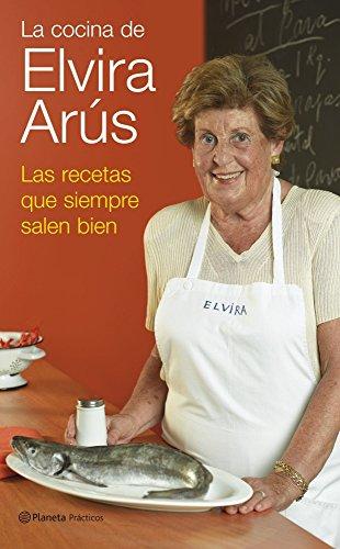 9788408069584: LA COCINA DE ELVIRA ARUS