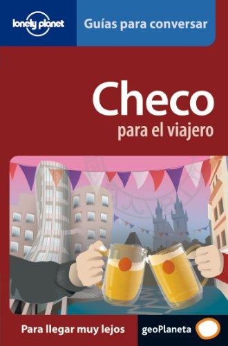 9788408069614: Lonely Planet Checo para el viajero (Phrasebook) (Spanish Edition)
