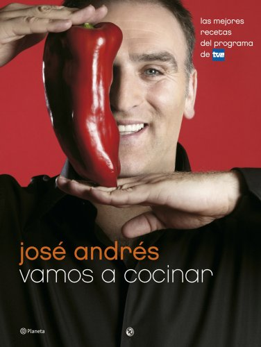 Vamos A Cocinar Lets Cook Spanish Edition By Andres