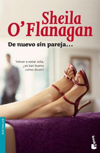 De Nuevo Sin Pareja (8408070460) by Sheila O'Flanagan