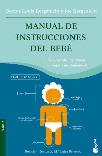 9788408070597: Manual De Instrucciones Del Bebe (Nf)