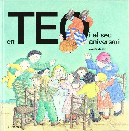 9788408071686: En Teo i el seu aniversari (En teo descobreix)