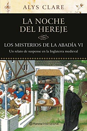 9788408072034: Los misterios de la Abada, VI. La noche del hereje