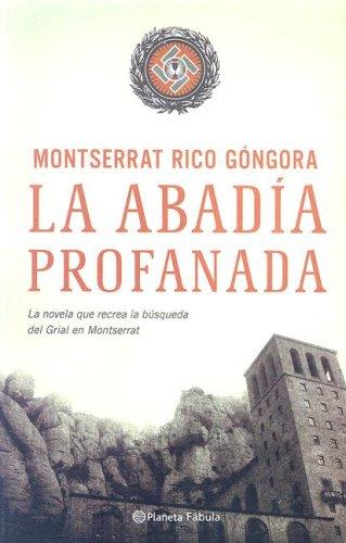 9788408072256: La Abadia Profanada (Planeta Fabula) (Spanish Edition)