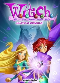 9788408072775: Asalto al oráculo (Witch)