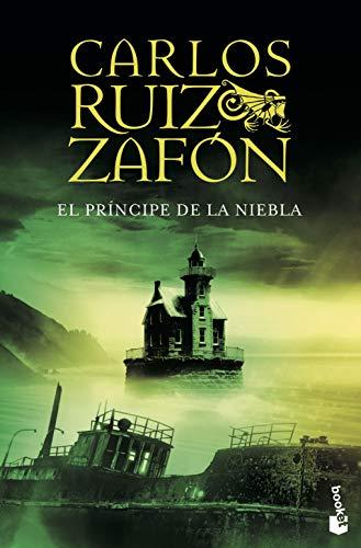 9788408072805: El principe de la niebla [Lingua spagnola]