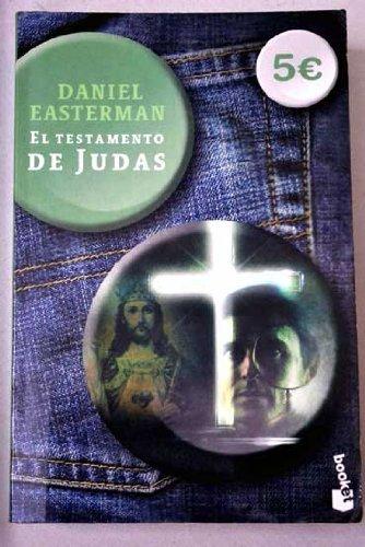 9788408073291: Testamento de judas, el (Booket Logista)