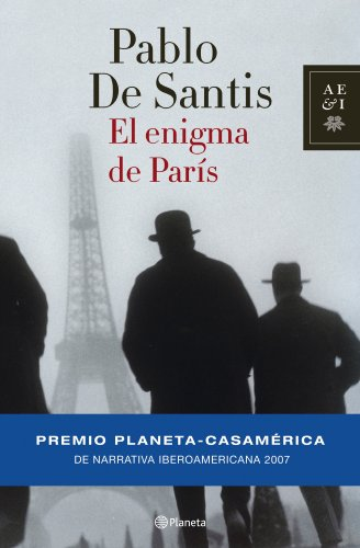 9788408073987: El enigma de París (Autores Españoles e Iberoamericanos)