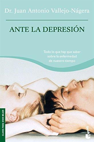 9788408074250: Ante la depresión (Vivir Mejor)