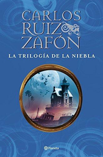 9788408074472: La Trilogía de la Niebla (Carlos Ruiz Zafón)