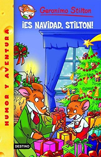 Es Navidad, Stilton! - Stilton, Geronimo