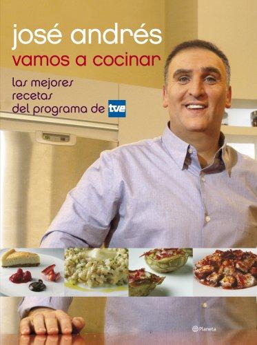 9788408074540: Vamos a cocinar. Las mejores recetas del programa de TVE ((Fuera de colección))
