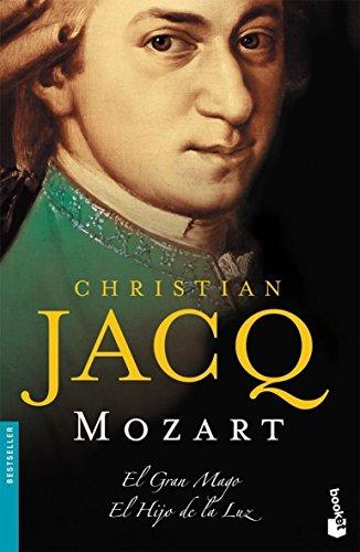 9788408075721: Mozart. El Gran Mago / El Hijo de la Luz
