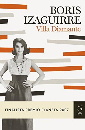 9788408075974: Villa Diamante (Finalista Premio Planeta 2007)