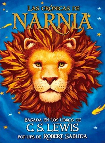 9788408076087: Las crónicas de Narnia. Libro desplegable