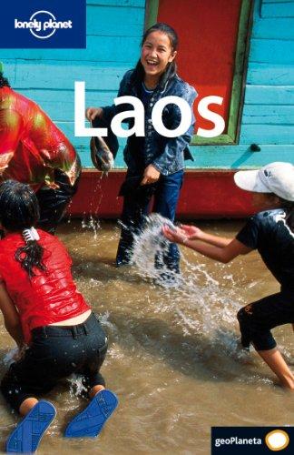 9788408077190: Laos (Guias Viaje -Lonely Planet)