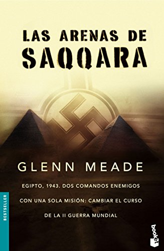 9788408077596: Las arenas de Saqqara (Booket Logista)