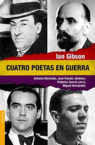 9788408077923: Cuatro poetas en guerra/ Four poets at war (Spanish Edition)