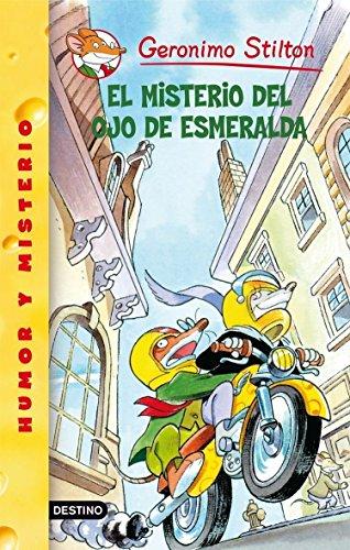 9788408078104: El misterio del ojo de esmeralda