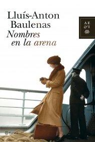 9788408078203: Nombres en la arena (Autores Españoles e Iberoamericanos)
