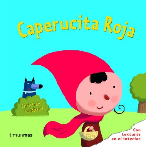9788408078814: Caperucita Roja (Cuentos clásicos con texturas)