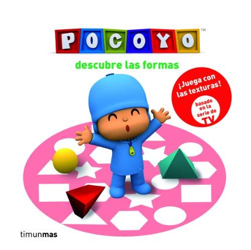 Pocoyo descubre las formas - Zinkia