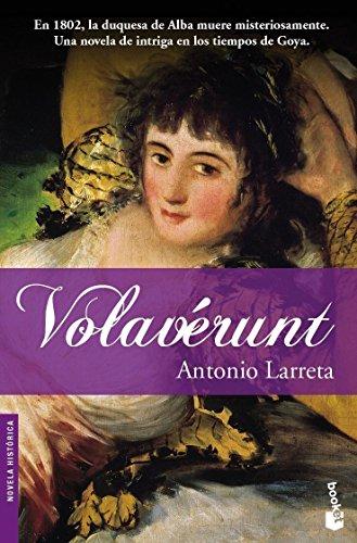 Volavérunt (Booket Logista) - Antonio Larreta