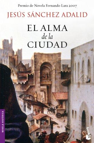 9788408079194: El alma de la ciudad (Booket Planeta) (Spanish Edition)