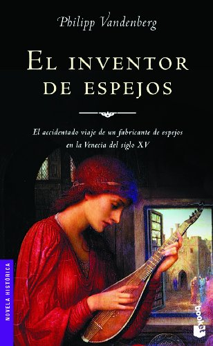 9788408079293: El inventor de espejos (Booket Logista)