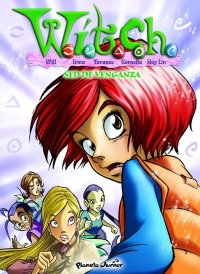 WITCH 19. SED DE VENGANZA: DISNEY. WITCH