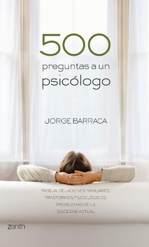 9788408079934: 500 preguntas a un psicólogo
