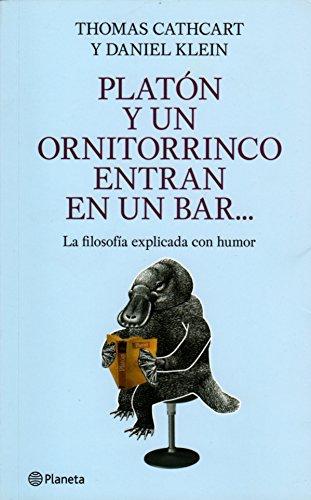 9788408080749: Platon Y Un Ornitorrinco Entran En Un Bar..
