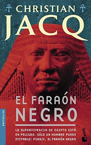 9788408080756: El faraón negro (Booket Logista)